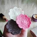 Virág alakú Mosható Arctisztító Pamut Dörzsi