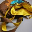 Napvirágos batyu (toritextil) - Meska.hu