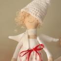 Karácsonyi angyal, A közelgő ünnepekre érkezett ez a kedves angya...