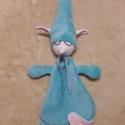 Álommanó, Baba-mama-gyerek, Játék, Baba-mama kellék, Baba játék, Varrás, Hímzés, A picik gyakran ragaszkodnak valamilyen kedvelt figurához alvás közben. A pihe-puha baby soft anyag..., Meska