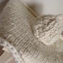 Babás csomag Meleklona  részére lefoglalva , 100 % merinói gyapjú kézzel font vékony-vastag...