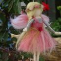 Kertészek tündére, Kislányom nevezte el ezt a tündért, azt mondta:...