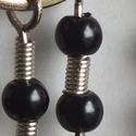Patentos  fülbevaló, Ékszer, Fülbevaló, Patentokból  készült  fülbevaló. Nikkelmentes akasztóval Kb:4 cm, Meska