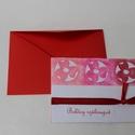 Egyedi képeslap - Születésnapi, Naptár, képeslap, album, Képeslap, levélpapír, Ajándékkísérő, Papírművészet, Kézzel készült képeslapokat kínálok ünnepekre, különleges alkalomra, születésnapra, névnapra.  Hozz..., Meska