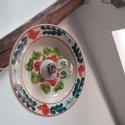 Vintage lámpa ,  Egyszerűség, népi motívumok- vintage lámpa! ...