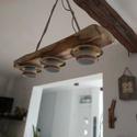 Vintage lámpa, Egyedi lámpáinkat szívvel-lélekkel készítjü...