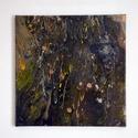 Amazonas - akril festmény, Képzőművészet, Festmény, Akril, Festészet, 40x40 cm-es feszített vászonra készült akril festmény. Ebben az állapotban is felteheted a falra, d..., Meska