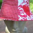 ÁRESÉS! 50% Piros-fehér kalap szerelmeseknek 3.900 Ft helyett most 1.950 Ft-ért (vancsavarr) - Meska.hu