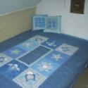 Ágytakaró szimpla ágyra 2 párnával , Németországban otthonra lelt takaróm újra rend...