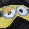 Minionos szemmaszk (alvómaszk), Puha, kényelmes, vicces... kell ennél több egy ...