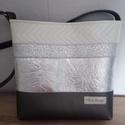 Cross body táska , Jó minőségű Textilbőrből készült táska. M...