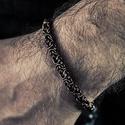 Bizánci chainmaille karkötő