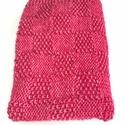 Baba takaró piros, Baba-mama-gyerek, Baba-mama kellék, Kézzel kötött, puha, mosható takaró.  Mérete: ~70*90 cm  Rendelésre is elkészítem, a színválasztékró..., Meska