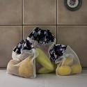 Textil zacskó csomag - S,M,L - Macskák, Táska, Szatyor, , Meska