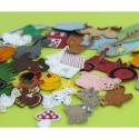 Farm kollekció - 30 db mágneses játék, Baba-mama-gyerek, Dekoráció, Játék, Otthon, lakberendezés, Kollekciónk egyik csomagja a FARM melyben az alábbi figurák találhatóak meg :  ( bárány, béka, cica,..., Meska