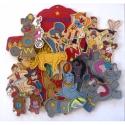 Cirkusz kollekció, Baba-mama-gyerek, Dekoráció, Játék, Otthon, lakberendezés, Kollekciónk egyik csomagja a CIRKUSZ melyben az alábbi figurák találhatóak meg :  (Ágyú emberrel, bo..., Meska