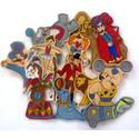 Cirkusz kollekció 15 daab figura, Baba-mama-gyerek, Dekoráció, Játék, Otthon, lakberendezés, Kollekciónk egyik csomagja a CIRKUSZ 15 darabos, melyben az alábbi figurák találhatóak meg : Ágyú em..., Meska