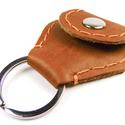 Pengetőtartós kulcstartó, Mindenmás, Kulcstartó, Akár pengetőtartót, akár a bevásárlókocsiba való érmét tarthatod benne, hogy mindig kéznél legyen. A..., Meska