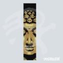 Buddha... peyote karkötő minta, Mindenmás, Egyszemes peyote minta.  A mérete 3,51 cm x 16,3 cm.  Szükséges a peyote fogyasztás és szaporítás is..., Meska