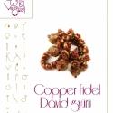 Copper Fidel gyűrű... minta egyéni felhasználásra, Ékszer, Mindenmás, Karkötő, Csináld magad leírások, Copper Fidel gyűrű  A minta tartalmaz: Részletes lépésről-lépésre képeket és ugyancsak részletes szö..., Meska