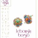 Lebowsky bogyó... minta egyéni felhasználásra, Lebovsky bogyeszos kreálmány.  A minta tartalma ...