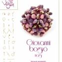 Giovanni nagybogyó... minta egyéni felhasználásra, Mindenmás, Csináld magad leírások, Giovanni nagybogyó egy szépséges gyöngybogyó. Örömmel agyaltam ki, örömmel fűzzed!  A minta tartalma..., Meska