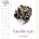 Tatadim gyűrű... minta egyéni felhasználásra, Ékszer, óra, Tatadim gyűrű  A minta tartalma Részletes lépésről-lépésre képeket és ugyancsak részletes szöveges m..., Meska