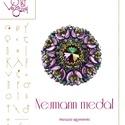 Neumann medál... minta egyéni felhasználásra, Neumann medál   A minta tartalmaz: Részletes lé...