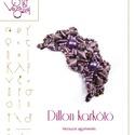 Dillon karkötő ... minta egyéni felhasználásra, Ékszer, Dillon karkötő A minta tartalma Részletes lépésről-lépésre képeket és ugyancsak részletes szöveges m..., Meska