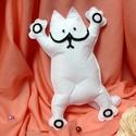 AKCIÓ! Simon's cat figura , Játék, Plüssállat, rongyjáték, Játékfigura, 1690Ft helyett 1290Ft Lepd meg barátodat ill. barátnődet egy ilyen Simon's cat figurával!  Magassága..., Meska