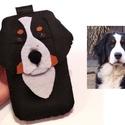 Kép alapján készülő kutyás telefontok/ kutyamás/ kutya , Táska, Pénztárca, tok, tárca, Mobiltok, Ha szeretnél egy egyedi telefontokot, amin a saját vagy a kedvenc kutyafajtád szerepel rendelj bizal..., Meska