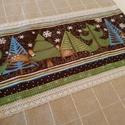 Karácsonyi asztali futó, Méret: 150X41 cm