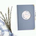 Elegáns, SZEMÉLYRE SZABOTT esküvői vendégkönyv, napló, notesz, jegyzetfüzet, receptkönyv, rajzkönyv, emlékkönyv, Otthon & Lakás, Papír írószer, Jegyzetfüzet & Napló, Könyvkötés, AMIRE HASZNÁLHATJA ..................................................................................., Meska