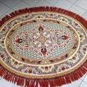 Kelim terítő, falvédő, Dekoráció, Nagymamám által készített kelim terítő vagy falvédő, Meska