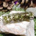 Kobold moha műgyanta medál, Gondosan kiválogatott alapanyagokból készült. ...