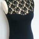 Black Swan 2 - női felső, Ruha, divat, cipő, Női ruha, Felsőrész, póló, Varrás, Különleges, mégis letisztult és extra nőies darab - karácsonyra, szilveszterre, ünnepekre, bulikra ..., Meska