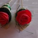 Mini virág  betűzhető, Esküvő, Esküvői dekoráció, Mindenmás, Kedves Érdeklődő, ha szeretnéd egyedivé tenni az esküvői díszletet, vagy betennéd egyedi kosaradba,..., Meska