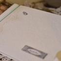 Esküvői vendégkönyv rendelésre, Naptár, képeslap, album, Esküvő, Jegyzetfüzet, napló, Nászajándék, Decoupage, transzfer és szalvétatechnika, Rendelésre készítek noteszeket, naplókat , vendégkönyveket esküvőre A4 es méretben szép egyedileg k..., Meska