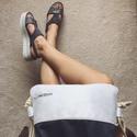 Walkingbag gray, Táska, Hátizsák, Varrás, Strapabíró, könnyen tisztítható noi hátizsák. Tökéletes kiránduláshoz, fesztiválra, utazáshoz, játs..., Meska