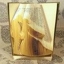 Szerelmes pár formájú könyvszobor - Esküvőre- Lakodalomba - Szerelmeseknek- Valentin napra - Ajándék - E169, Dekoráció, Esküvő, Otthon, lakberendezés, Nászajándék, Hajtogatott könyv vagy más néven könyv origami.   ****ALAP INFORMÁCIÓK**** A hajtogatott könyv ideál..., Meska