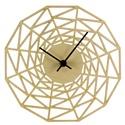 Pókháló óra - Játékos - Vicces - Férfiaknak - Modern - Minimal - 3D - Matematika - Háromszögek - Különleges, Ékszer, Férfiaknak, Karóra, óra, Ékszer, kiegészítő, Unod már az egyszerű, egyhangú faliórákat? Szeretnéd, ha szobád falát egy egyedi, fából készített ór..., Meska