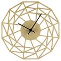 Pókháló óra - Játékos - Vicces falióra - Férfiaknak - Modern - Minimal - Matematika - Háromszögek - Különleges, Ékszer, Férfiaknak, Karóra, óra, Ékszer, kiegészítő, Unod már az egyszerű, egyhangú faliórákat? Szeretnéd, ha szobád falát egy egyedi, fából készített ór..., Meska