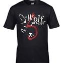 Wolfspirit póló, Ruha, divat, cipő, Férfi ruha, Női ruha, Felsőrész, póló, Fotó, grafika, rajz, illusztráció, Egyedi grafikáinkkal és képeinkkel díszített póló.  Gildan márkájú, Premium Cotton minőségű pólókra..., Meska