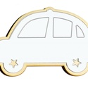 Autó gyerekbarát tükör, Gyerek & játék, Otthon & lakás, Gyerekszoba, Dekoráció, Lakberendezés, Famegmunkálás, Gravírozás, pirográfia, Autó, saját tervezésű és gyártású Gyerekbarát akril fali tükör   A gyermekek számára készülő tükrök..., Meska