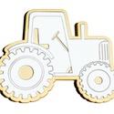 Traktor gyerekbarát tükör, Gyerek & játék, Otthon & lakás, Gyerekszoba, Dekoráció, Lakberendezés, Famegmunkálás, Gravírozás, pirográfia, Traktor, saját tervezésű és gyártású Gyerekbarát akril fali tükör   A gyermekek számára készülő tük..., Meska