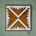 Skandinávia- falidísz fából
