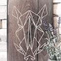 Gravírozott falikép vaddisznó mintával, Otthon & Lakás, Kép & Falikép, Dekoráció, Gravírozás, pirográfia, Kézzel készített 18*30cm-es prémium Egger fából készült falikép., Meska