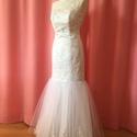 Alba ruha, Esküvő, Menyasszonyi ruha, , Meska