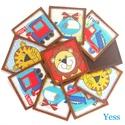MEMÓRIAJÁTÉK, készségfejlesztő  babajáték, Montessori játék, Baba-mama-gyerek, Játék, Készségfejlesztő játék, Baba játék, Mosható memóriajáték a legkisebbeknek  A pici kezek is könnyen meg tudják fogni ezeket a strapabíró,..., Meska