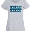 Trónok harca 6.évad mintás póló, Ruha, divat, cipő, Férfi ruha, Női ruha, Felsőrész, póló, Festett tárgyak, Egyedi kérésre készítjük,  az általad választott fazonú (női, férfi, gyerek), színű és méretű pólór..., Meska